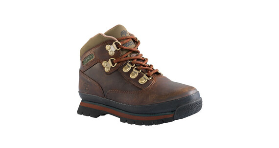 Timberland Euro Hiker Shoes Juniors brown